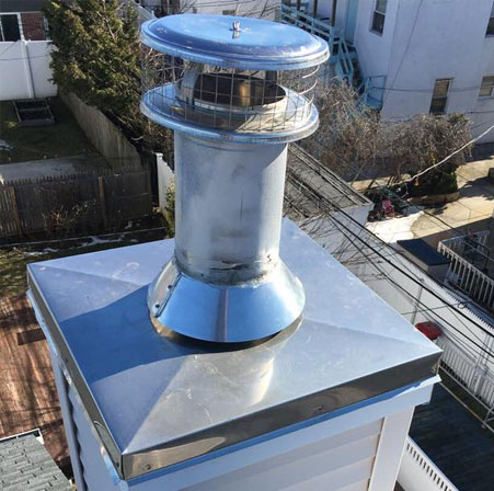 Prefabricated Chimney Repair Cutchogue NY