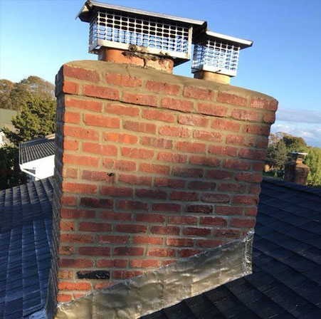 Chimney Flashing Repair Cutchogue NY