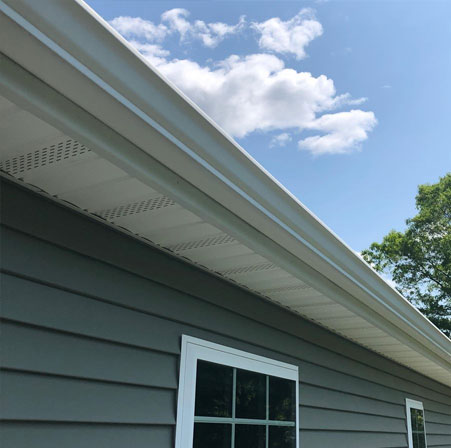 Soffit Repair Brentwood NY