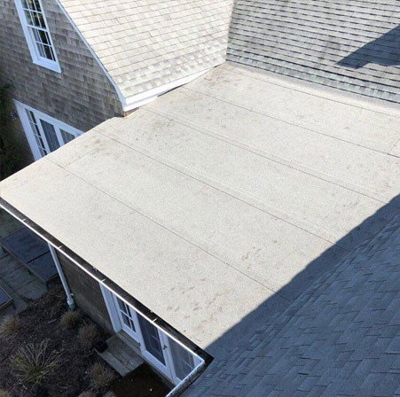 Flat Roof Leak Repair Middle Island NY