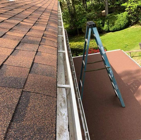 Gutter Leak Repair Middle Island NY
