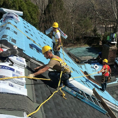 Roof Replacement Middle Island NY