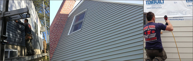 Long Island Siding Siding Installation Fascia Repair
