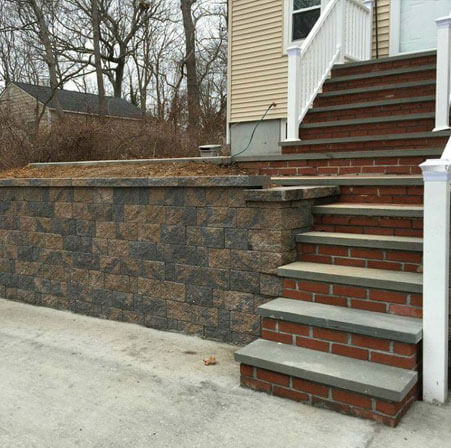 Concrete Wall Repair Long Island