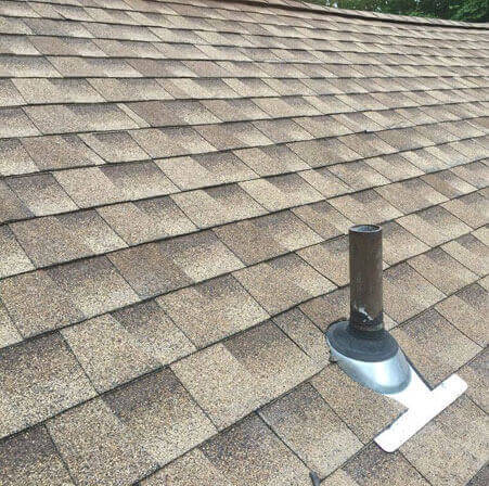 Roof Flashing Repair Mastic NY