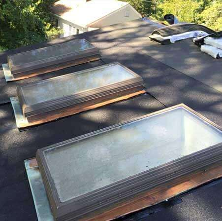 Skylight Leak Repair Long Island