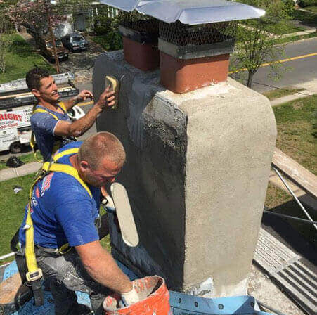 Chimney Repair Nassau County NY