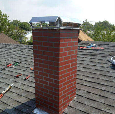 Chimney Cap Installation Long Island