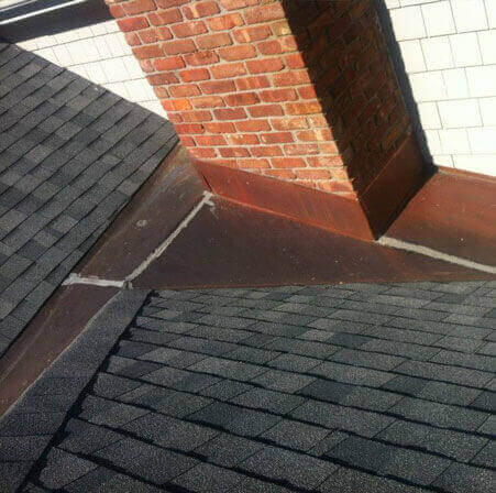 Chimney Flashing Repair Long Island