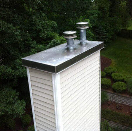 Prefabricated Chimney Repair Long Island