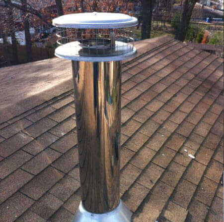 Metal Chimney Repair Long Island